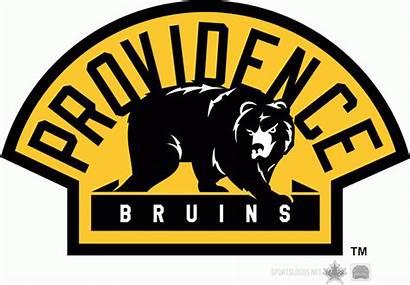 Bruins Providence Boston Ahl Logos Alternate Hockey