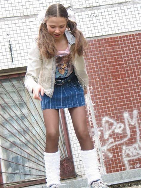 Sandra Teen Model Early Works Sets Foto