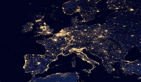 vid 201 o incroyables images de la terre vue de nuit