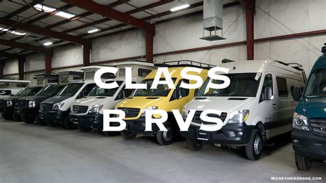 Complete List Of Class B Rv Manufacturers