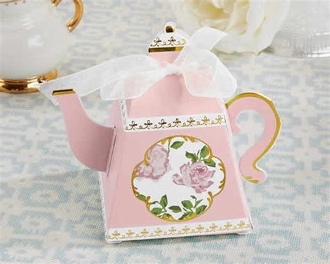 baby shower tea party favors tea time whimsy teapot favor