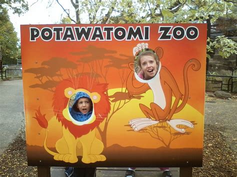 zoo trip field
