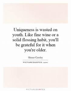 Uniqueness Quot... Solid Team Quotes