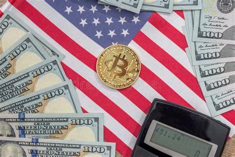 See bitcoin at a price. Bitcoin, Us Flag, Calculator And Dollar Stock Photo - Image of bitcoin, conceptual: 109212612