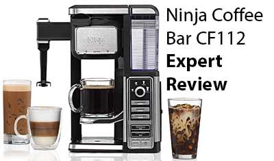 Ninja coffee bar brewer proved to be one of the best coffee machines on the market. Ninja Coffee Bar Single Serve System With Built In Frother CF112 Review - Espresso Guru