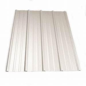 metal sales 5 ft classic rib steel roof panel in With 18 foot metal roofing