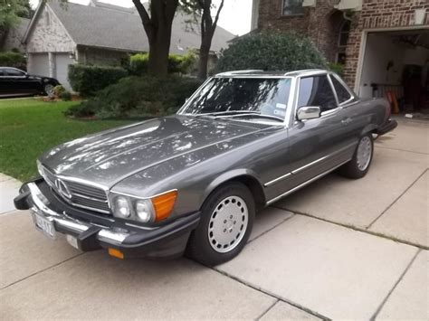 how to learn everything about cars 1986 mercedes benz s class interior lighting 1986 mercedes benz 560sl for sale classiccars com cc 998277