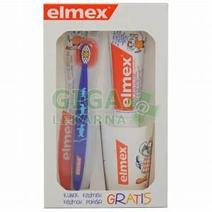 Elmex, kids dětská zubní pasta 50ml