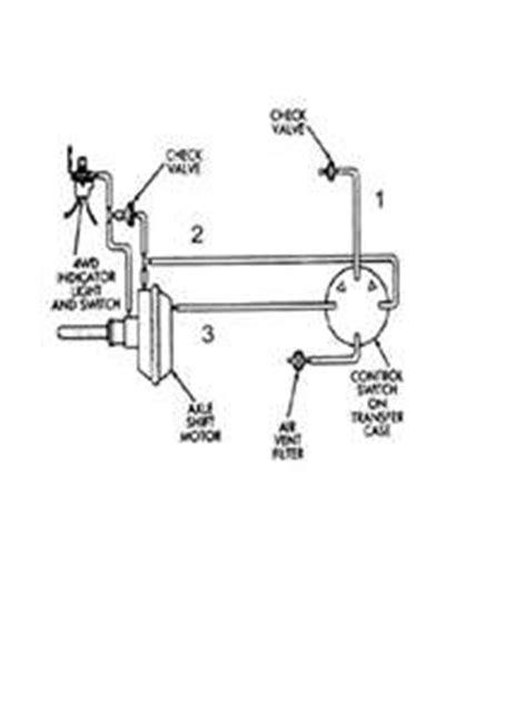Solved Dodge Ram Vacuum Diagram Fixya