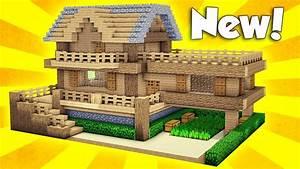 Minecraft, House, Ideas, Easy, Survival, U00bb, Nyaatech