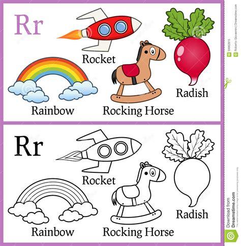 livre de coloriage pour des enfants alphabet