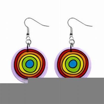 Earrings Cartoon Jewelry Dangle Clip Clipart Lollipop