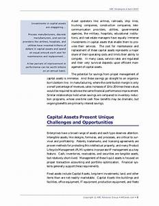Collaborative Asset Lifecycle Management Vision and Strategies