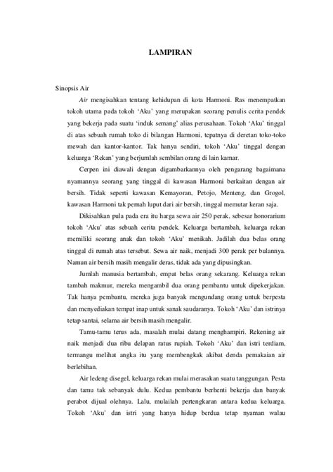 Contoh Cerpen Singkat Terbaik Gamis Murni - Madreview.net