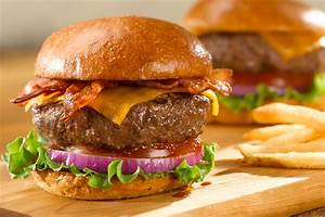 Bacon Cheeseburger – Sandro's Latin Food
