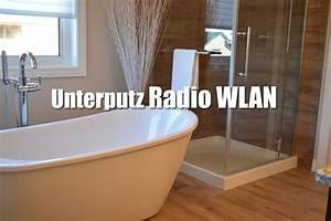 Unterputz Radio Wlan Test : unterputz radio wlan badradio ~ Orissabook.com Haus und Dekorationen