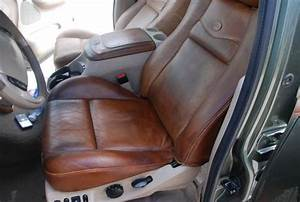 King Ranch Seats Before  U0026 After