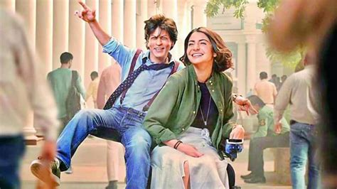 review  knee high shah rukh khan stands tall