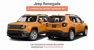 Prix Jeep : quel est le vrai prix du jeep renegade blog ~ Gottalentnigeria.com Avis de Voitures