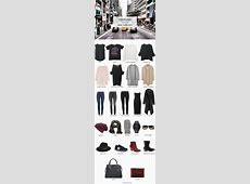 What to Pack for New York City Packing Light Winter