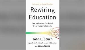 Apple Exec Pens Book Promoting Interactive Education And