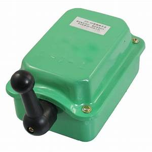 Ac 380v 60a Forward Stop Reverse Motor Cam Starter Changeover Switch Qs