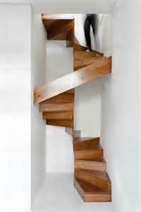 runde treppe platzsparende treppen 32 innovative ideen