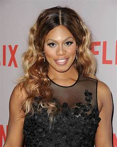 Laverne Cox Madame Tussauds Wax Figure Is First ...