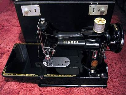 Singer Featherweight Sewing Machine 222k Wikipedia Isaac