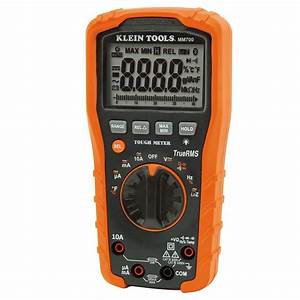 Digital Multimeter Trms  Low Impedance