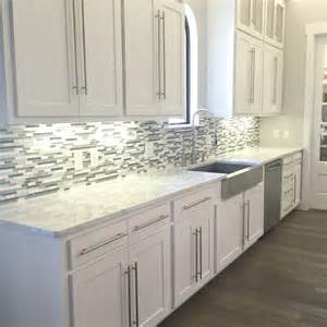 White Kitchen Backsplash Tile A Kitchen Backsplash Transformation A Design Decision Wrong Zdesign At Home