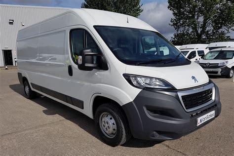 Peugeot Boxer by Used Peugeot Boxer L4 H2 435 2 0hdi 130ps Professional