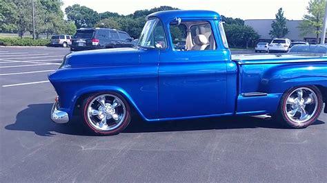 Custom Chevy Pickup Truck Restomod For Sale