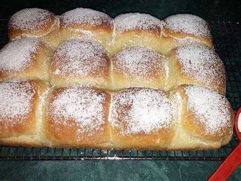 spécialité allemande cuisine recettes de brioche buchty et beurre