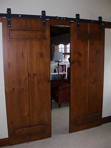 barn style sliding door With barn door type interior doors