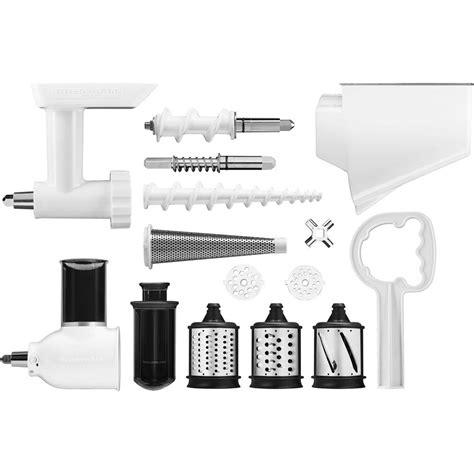 Kitchenaid Mixer Attachment Pack by Kitchenaid Power Hub Attachment Pack For Kitchenaid Stand