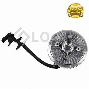 Electric Fan Clutch Trailblazer