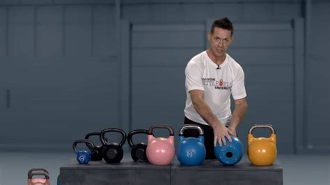 kettlebell choose important know drenchfit tips