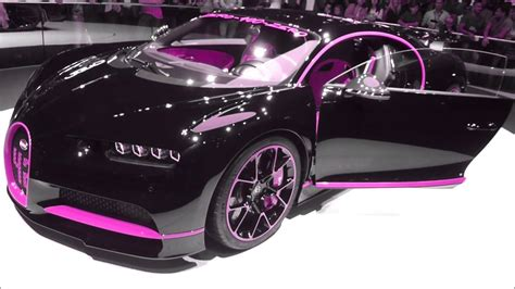Bugatti Changes Colors by 2017 Color Changing Bugatti Chiron 42 Seconds 8 0 W16