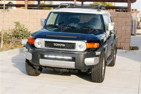 72w high power cree led light bar for toyota fj cruiser