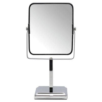 Bathroom Mirror Free Standing by Buy Tesco Free Standing Square Pedestal Bathroom Mirror