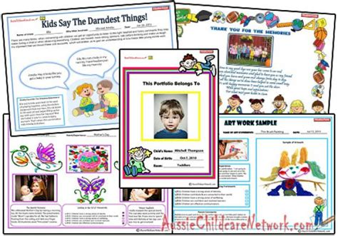 portfolios  childcare aussie childcare network