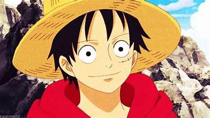 Luffy Piece Anime Monkey Manga Laugh Gifs
