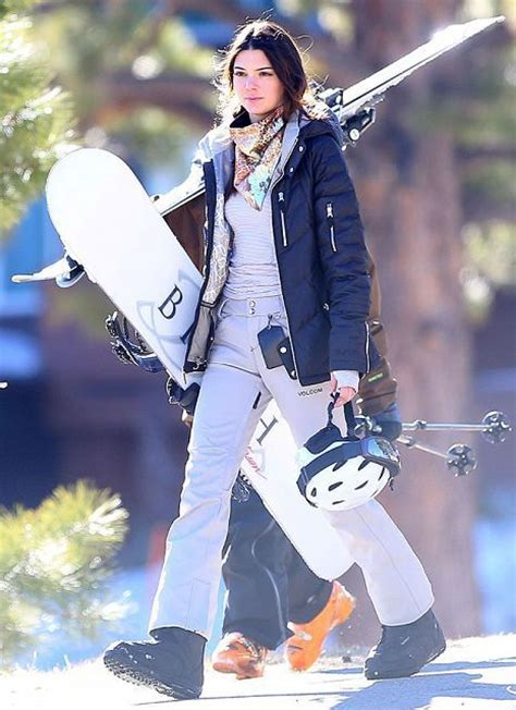 Winter 2016: celebrity skiing outfits to inspire you (The ...