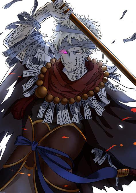 monk page    zerochan anime image board