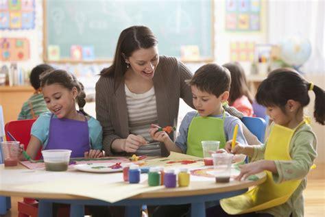 career profile  art teacher  elementary school