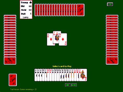 deck pinochle 4 14