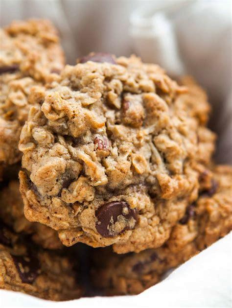 oatmeal chocolate chip cookies recipe simplyrecipescom
