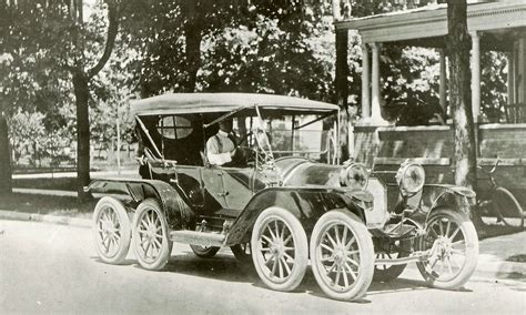 Early American Automobiles 1911 Models