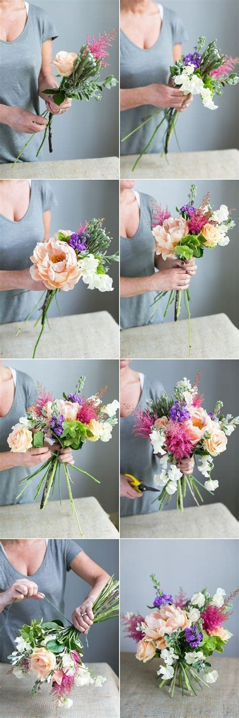 easy flower arrangements ideas  pinterest